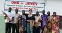 Besichtigung lokaler Verpackungsproduzenten in Benin