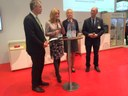 PD Dr. Judith Kreyenschmidt talkt auf Grüner Woche