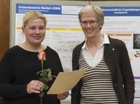 """""""eTeaching""""-Zertifikat für Dr. Julia Steinhoff-Wagner"""